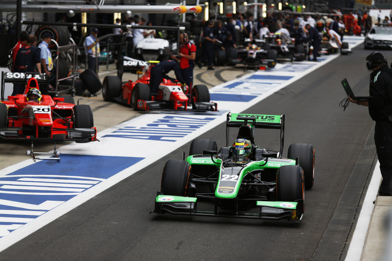 After Championship success, Status Grand Prix entered into the Formula 1 feeder series 'GP3' and finished as Vice-Champions in Seasons 1 and 2.