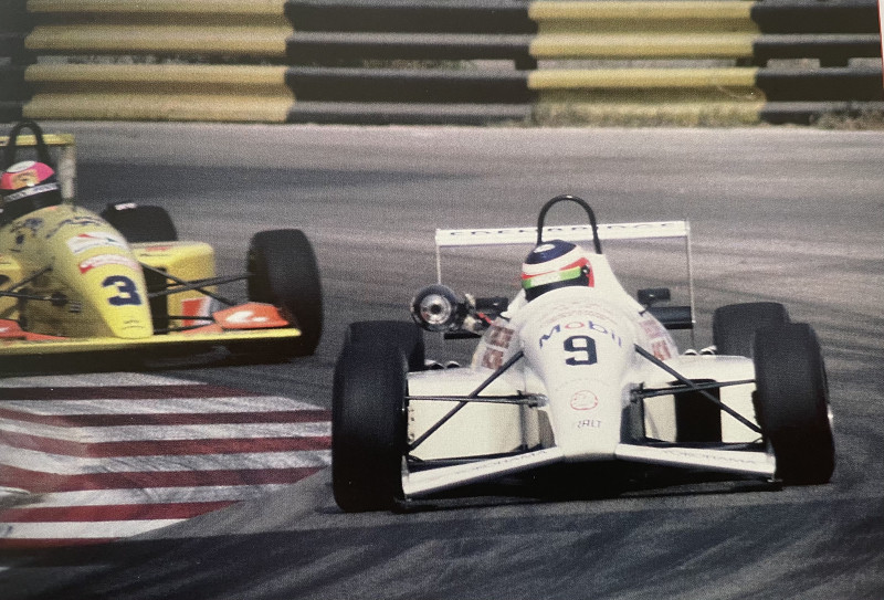 1992 was the last time Theodore Racing competed in Macau with future Formula 1 driver Rubens Barrichello until the team was revived.