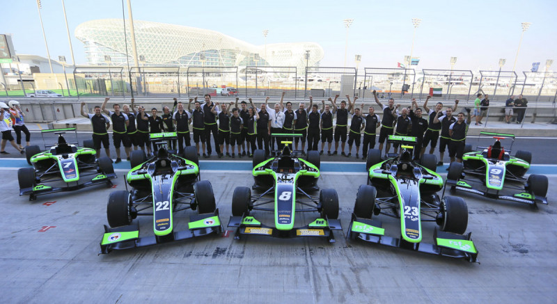Status Grand Prix expanded to include GP3's sister series 'GP2', now known as FIA Formula 2 and FIA Formula 3.